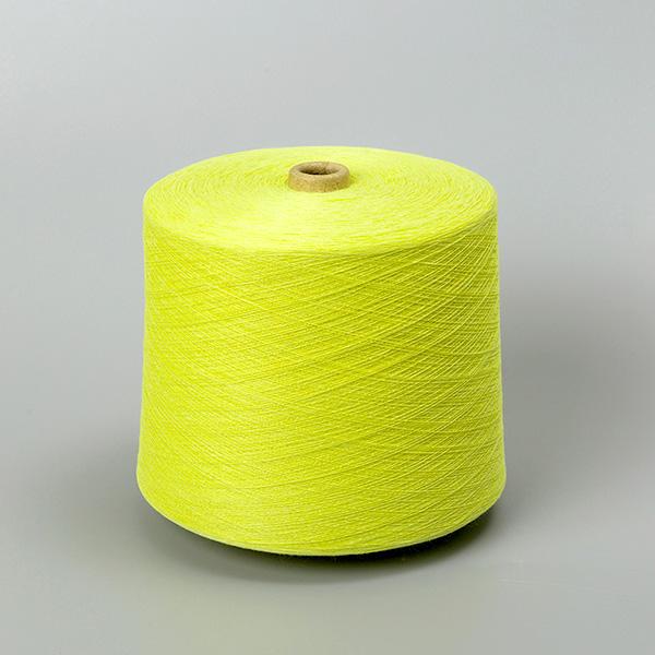 黄色芳纶纱线
