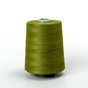 绿色芳纶纱线